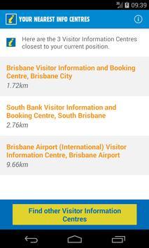 Info Centre Finder screenshot 2