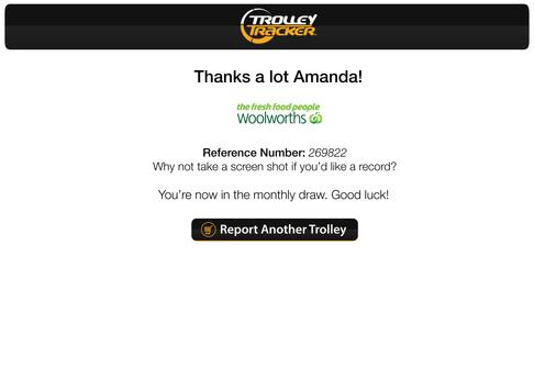 TrolleyTracker apk screenshot