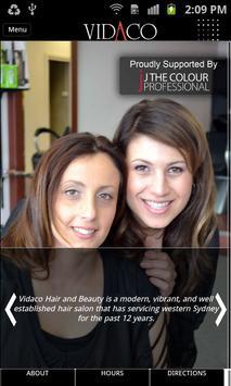 Vidaco Hair and Beauty poster