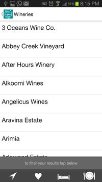 The West Wine Guide 2014 screenshot 2