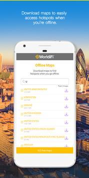 WorldiFi screenshot 5