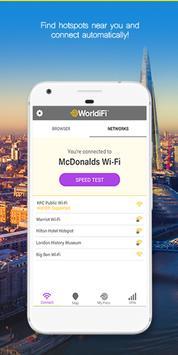 WorldiFi screenshot 2