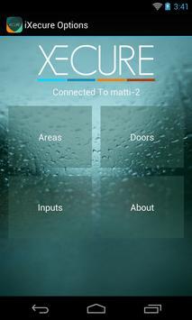 iXecure screenshot 1