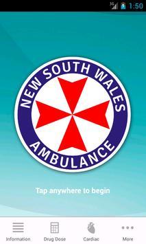 NSW Ambulance Protocols poster