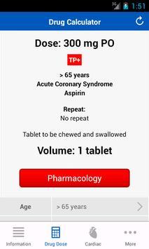 NSW Ambulance Protocols apk screenshot