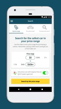 SafeCars screenshot 1