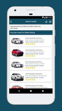 SafeCars screenshot 2