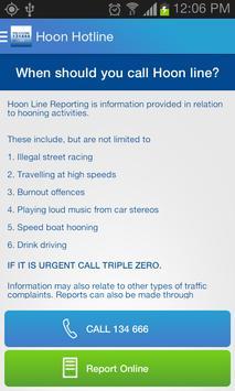 Policelink (Queensland) apk screenshot