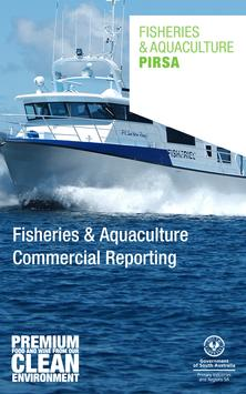 SA Commercial Fishing Reports poster