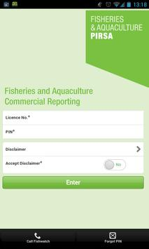 SA Commercial Fishing Reports apk screenshot