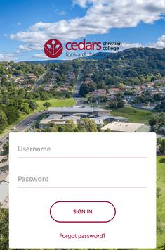 Cedars Christian College apk screenshot