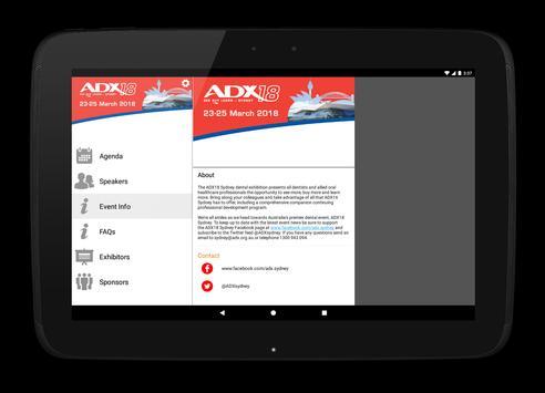 ADX18 Sydney screenshot 4