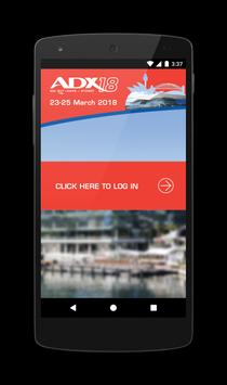 ADX18 Sydney poster