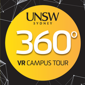 UNSW 360 VR Campus Tour icon