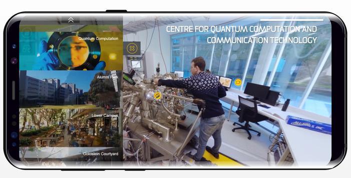 UNSW 360 VR Campus Tour apk screenshot