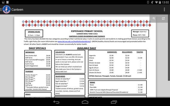 Esperance Primary School screenshot 8