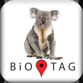 BioTag icon