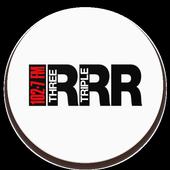 RRR - live stream icon