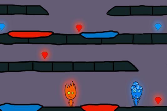 Tips Fireboy and Watergirl ! apk screenshot
