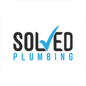 Solved Plumbing icon