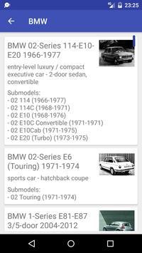 Automobile Catalog screenshot 1