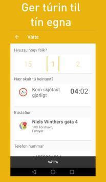 Auto Taxi - Tórshavn apk screenshot