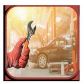 mechanic near me - auto repair icon