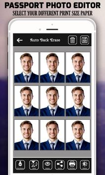 Passport Size Photo Maker screenshot 1
