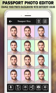 Passport Size Photo Maker screenshot 4