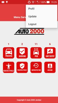 Auto 2000 Jember Service screenshot 3