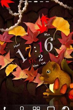 Autumn*Heart LWP Trial apk screenshot