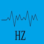 Frequency generator HZ icon