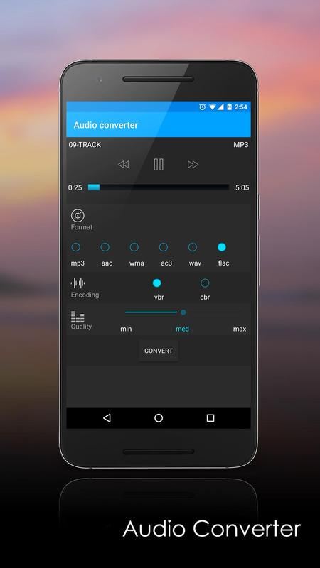 Audio Converter for Android - APK Download