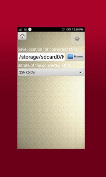 Audio Extractor From Video screenshot 2