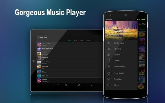 Music Player - Bass Booster - Free Download apk screenshot