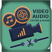 Audio Video Mix Editor icon