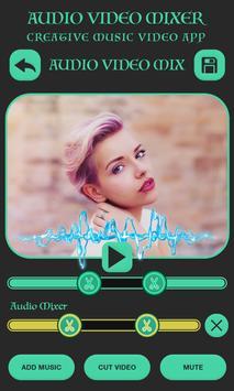 Audio Video Mix Editor apk screenshot