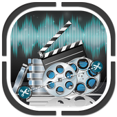 Audio Video Mixer Cutter icon