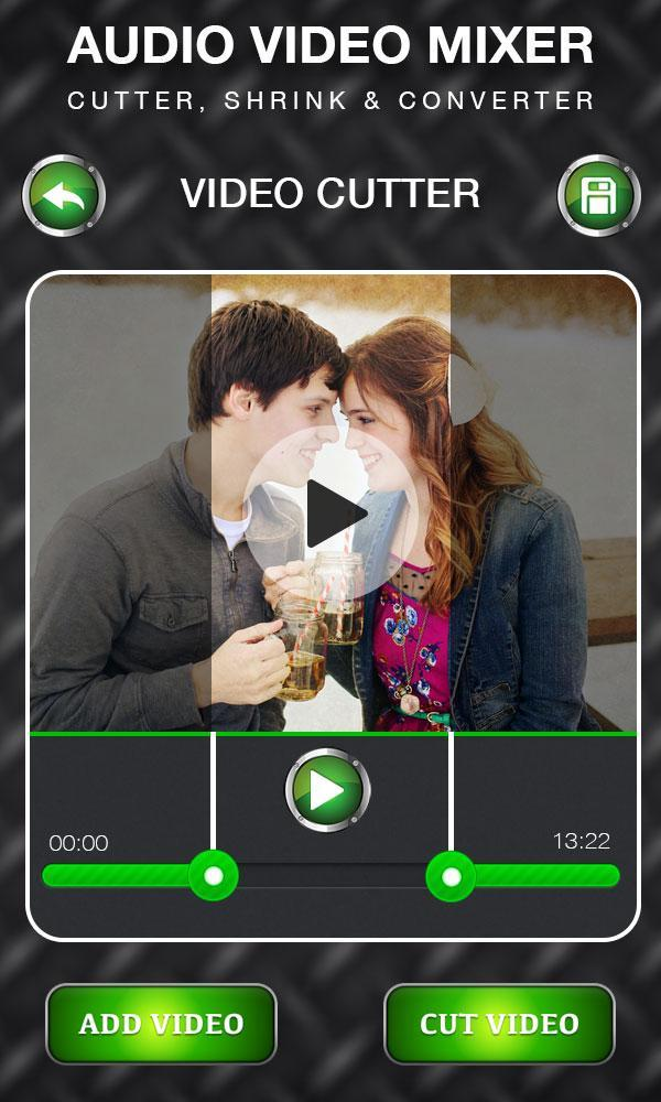 Audio Video Mixer - Video & Music Cutter for Android - APK