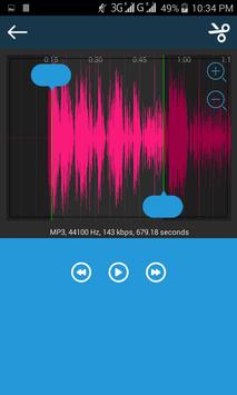 Video Audio Cutter screenshot 1