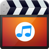Audio Video Mixer & Audio Video Cutter icon
