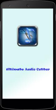 Ultimate Audio Cutter poster