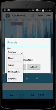 Ultimate Audio Cutter apk screenshot