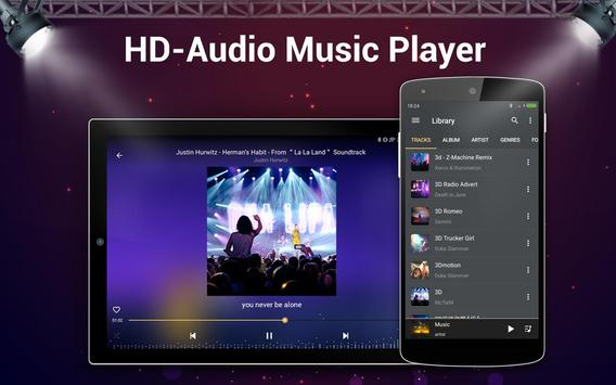 Music Player स्क्रीनशॉट 12