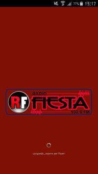 Radio Fiesta de Huanta poster