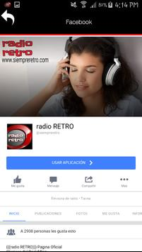 Radio Retro apk screenshot