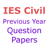 Previous Year IES Civil Questions Papers icon