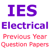 Previous Year IES Electrical Questions Papers icon