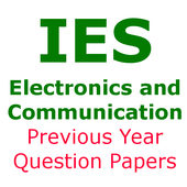 IES Electrical Communication Questions Papers icon
