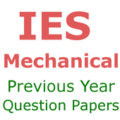 IES Mechnical Previous Year  Questions Papers icon